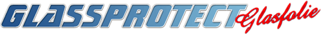 Glassprotect glasfolie logo